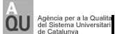 Agència per a la Qualitat del Sistema Universitari de Catalunya, (obriu en una finestra nova)